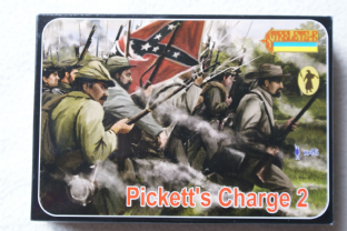 Strelets 1/72 ST0152 Picketts Charge Set 2 (ACW)